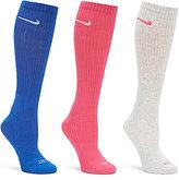 Nike Women's 3-Pack Cushion Crew Training Socks