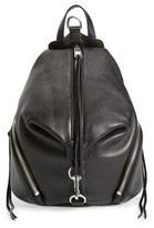 Rebecca Minkoff 'Medium Julian' Backpack - Black
