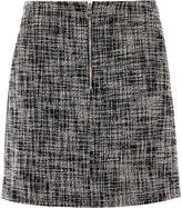 Karen Millen Tweed Straight Skirt