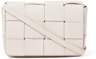 Forever New Belinda Weave Crossbody Bag - Porcelain - 00