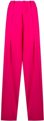Alysi High-Waisted Trousers