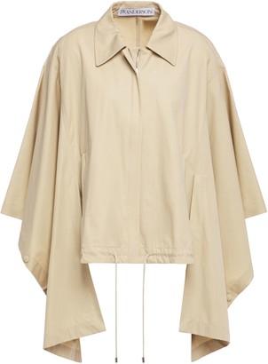 J.W.Anderson Draped Cotton-gabardine Jacket