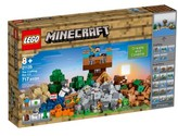 Lego Infant Boy's Minecraft(TM) The Crafting Box 2.0 Play Set - 21135