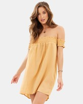 Toby Heart Ginger Moon Child Mini Dress