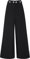 Tory Burch Fremont Double Weave Pant