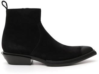 Balenciaga Santiag Ankle Boots