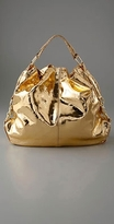 Metallic Nikki Bag
