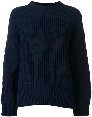 Juun.J oversized knit jumper