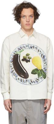 Jacquemus Off-White La Chemise Henri Shirt