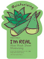 Tony Moly I am Real Aloe Moisturizing Mask Sheet