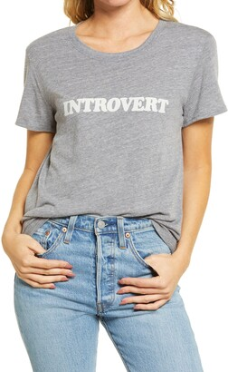 Sub Urban Riot Introverted Graphic Tee