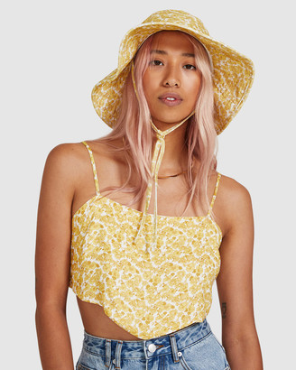 Insight Women's Tops - Dahlia Floral Bandana Top - Size One Size, S at The Iconic