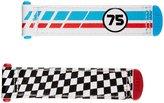 Plae Inc Racing Stripes Tab (Tod/Yth) - Black/White - Small