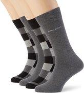 HUGO BOSS Two-Pack RS Design Cotton Socks M-L