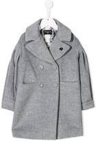MonnaLisa double-breasted coat