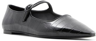 Who What Wear Marjory Mary Jane Flat