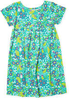 Flap Happy Classic Printed Cotton Dress