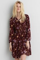 American Eagle Outfitters AE Floral Fit & Flare Dress