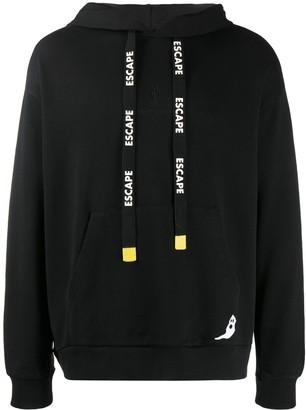 Marcelo Burlon County of Milan 'Escape' hoodie