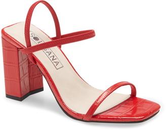 Sol Sana Lily Ankle Strap Sandal