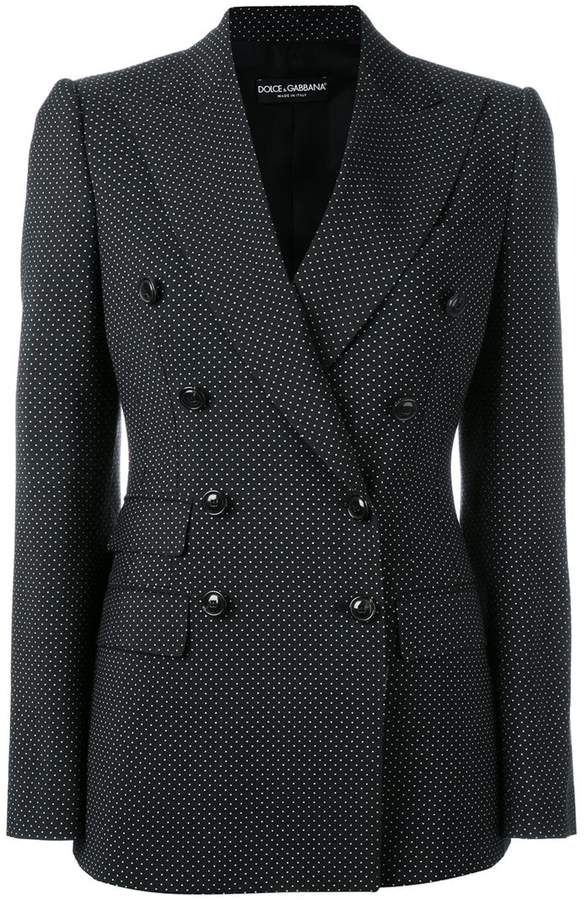 Dolce & Gabbana double-breasted jacket