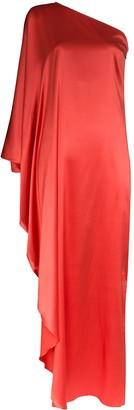 Taller Marmo Ubud one-shoulder maxi dress
