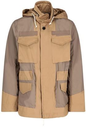 Sacai Four Pocket Zip Jacket