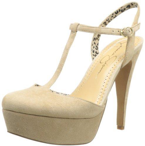 Jessica Simpson Footwear Women's JS-Byra Platform Pump