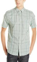 Split Men's Aston Short Sleeve Woven Shirt