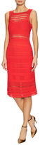Ohne Titel Crochet Sleeveless Sheath Dress