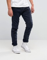 G Star G-Star 5620 3D Tapered Sneaker Color Jeans