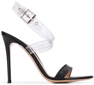 Gianvito Rossi buckled sandals