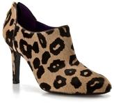 Cheetah Bootie