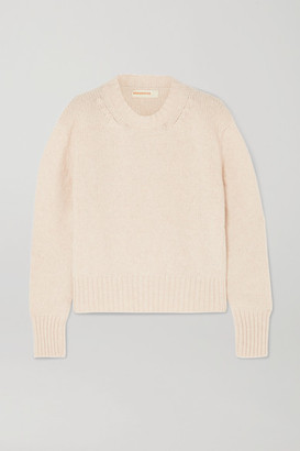 &Daughter Enda Wool Sweater - Cream