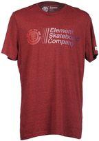 Element Short sleeve t-shirts