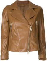 Sylvie Schimmel classic biker jacket