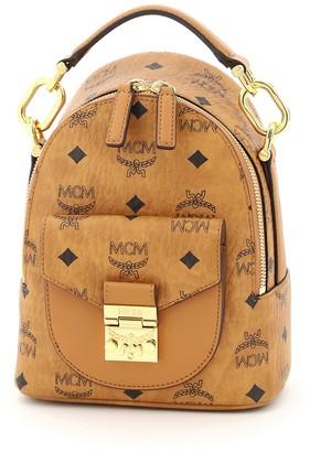 MCM X-Mini Patricia Backpack