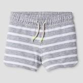 Cat & Jack Girls' Knit Pull On Short Cat & Jack - Heather Gray