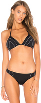 Seafolly Slide Tri Top