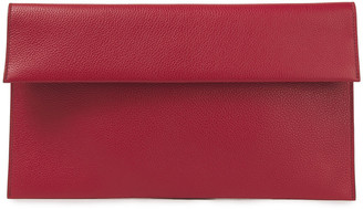 Marni Pebbled-leather Pouch