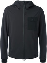 Woolrich hooded jacket - men - Polyester/Spandex/Elastane - M
