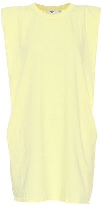 Frankie Shop Tina cotton minidress