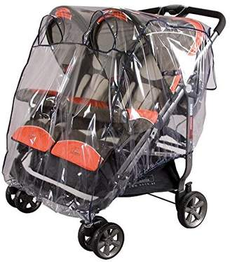 Sunnybaby 13193 Rain Cover for Twin Pushchair