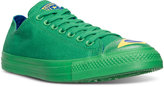 Converse Men's Chuck Taylor All Star Ox Flag Toe Cap Casual Sneakers from Finish Line