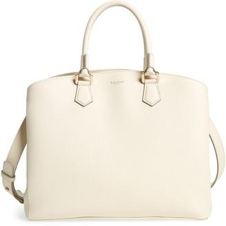 Serapian Milano Luna Leather Satchel