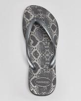 Havaianas Flip Flops - Slim Animal