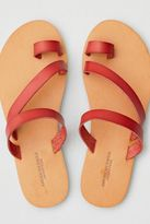 American Eagle Outfitters AE Toe Ring Slide Sandal