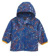 Patagonia Infant Boy's Baggies(TM) Wind & Water Resistant Jacket