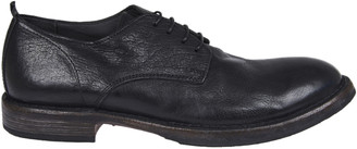 Moma Black Lace-up Shoes