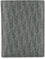 Christian Dior monogram wallet - men - Leather - One Size